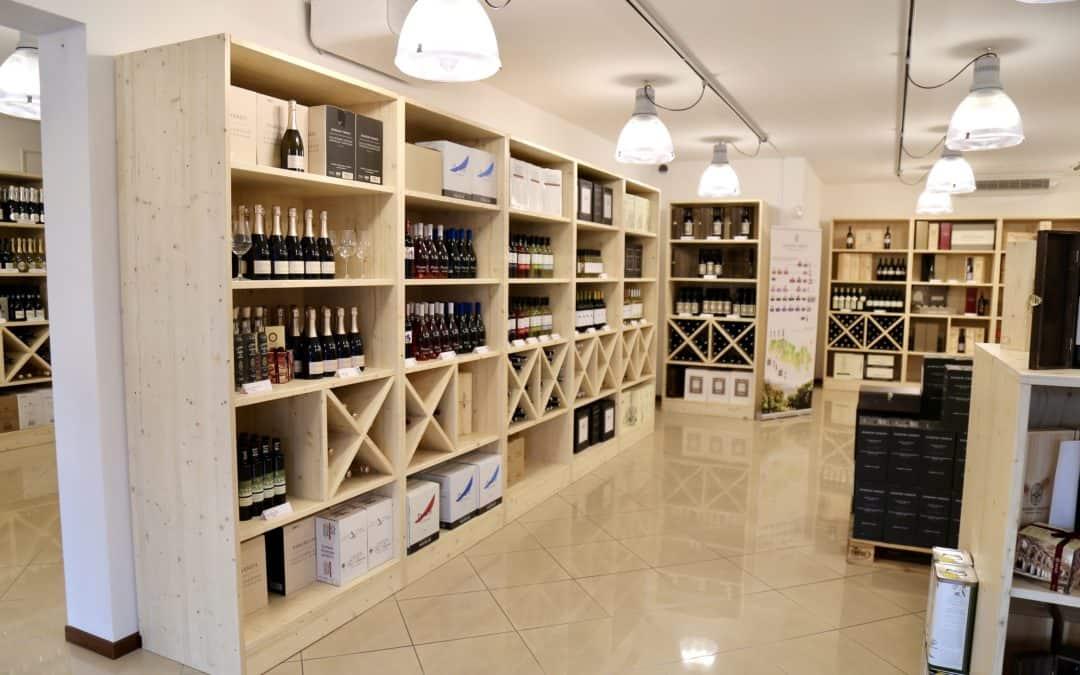 Wine Shop Domini Veneti by Wine&Coffee apre a Bussolengo