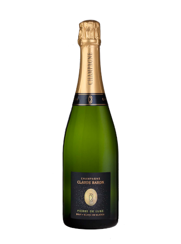 Champagne Claude Baron Pierre de Lune Brut - Baron Albert