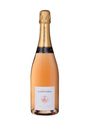 Champagne Claude Baron Perle Rosé Brut - Baron Albert