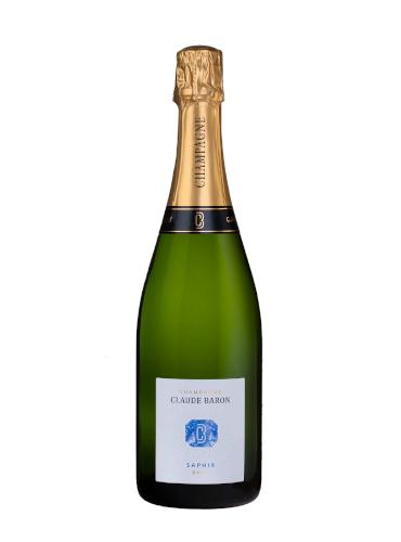 Champagne Claude Baron Saphir Brut  1.5 - Baron Albert