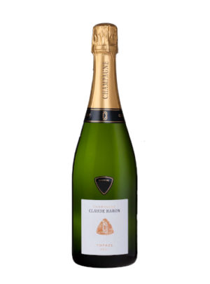 Champagne Claude Baron Topaze millesime Brut - Baron Albert
