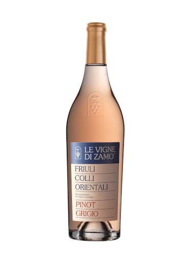 Friuli Colli Orientali Pinot Grigio Ramato DOC - Le Vigne di Zamò