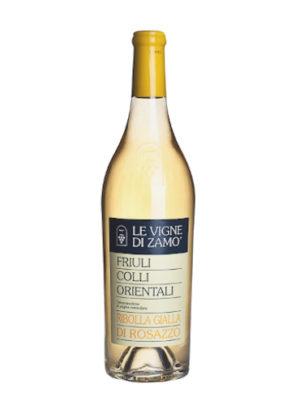 Friuli Colli Orientali Ribolla gialla - le vigne di Zamò
