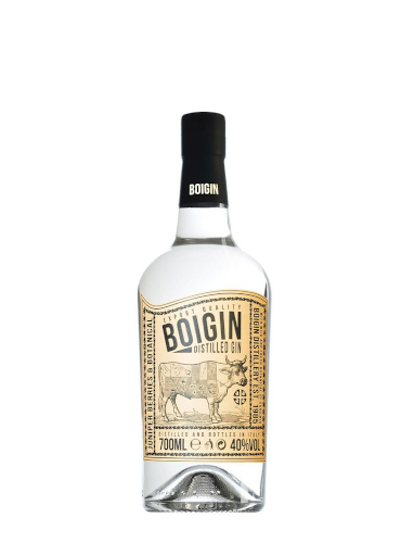 Gin Boigin - Silvio Carta