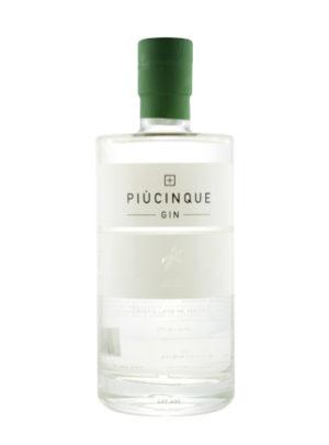 Gin Più cinque - Three Spirits