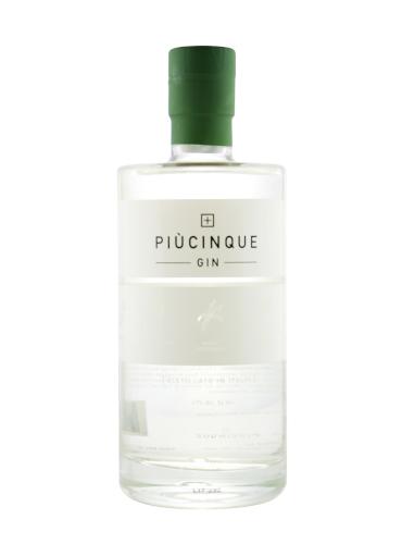 Gin Più cinque - Threee Spirits