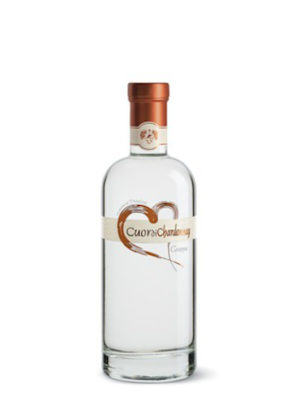 Grappa Cuordì Chardonnay - Distillerie Trentine