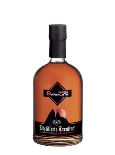 Grappa invecchiata - Distillerie Trentine
