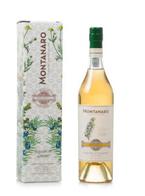 Liquore al ginepro - Montanaro