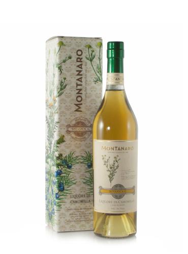 Liquore alla camomilla - Montanaro