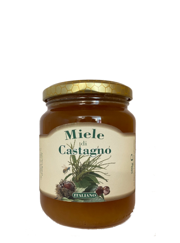 Miele di Castagno - Apicoltura Boni
