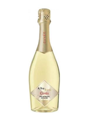 Vino spumante Cuvée - Albaluna